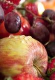 Apple και φρούτα Στοκ Εικόνα