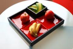 Apple και banan Στοκ εικόνα με δικαίωμα ελεύθερης χρήσης