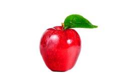 Apple, κόκκινο μήλο Στοκ φωτογραφία με δικαίωμα ελεύθερης χρήσης