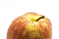 Apple με τις πτώσεις Στοκ Εικόνα