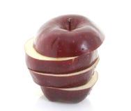 Apple, μικτά φρούτα Στοκ Εικόνες