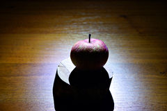 Apple μυστήρια Στοκ Φωτογραφίες