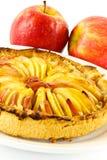 Apple ξινή και μήλα Στοκ Εικόνες