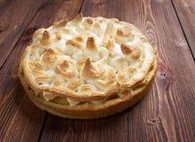 Apple-πίτα Στοκ Φωτογραφίες
