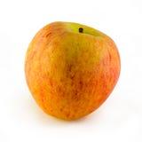 Apple, που απομονώνεται στο άσπρο υπόβαθρο Στοκ φωτογραφίες με δικαίωμα ελεύθερης χρήσης