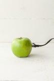 Apple που συνδέεται Στοκ Φωτογραφία