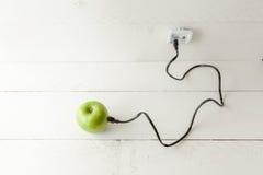 Apple που συνδέεται Στοκ Φωτογραφίες