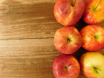Apple που τρώει Στοκ φωτογραφίες με δικαίωμα ελεύθερης χρήσης