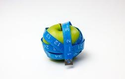 Apple που τυλίγεται arround Στοκ Φωτογραφίες