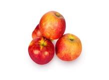Apple στα μήλα Στοκ φωτογραφίες με δικαίωμα ελεύθερης χρήσης