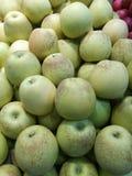 Apple στην αγορά της Farmer ` s Στοκ Φωτογραφία