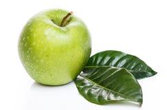 Apple στον πίνακα Στοκ Φωτογραφίες