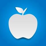 Apple - σχέδιο περικοπών εγγράφου Στοκ φωτογραφίες με δικαίωμα ελεύθερης χρήσης