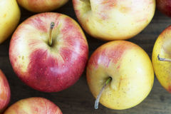 Apple του φυσικού φωτός Στοκ Φωτογραφία