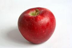 Apple. S, red , yellow Royalty Free Stock Photo
