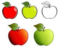 Apple Image stock