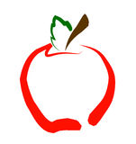 Apple Image libre de droits