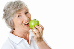 An apple Stock Photo