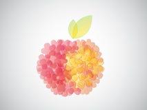 Apple illustration libre de droits