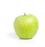 Apple. Green apple, isolated on white Stock Image