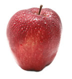 Red apple fruit Royalty Free Stock Images