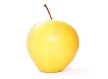 Apple. Green  fruit is ripe Stock Photos