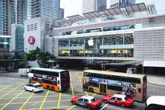 香港, Apple公司 图库摄影