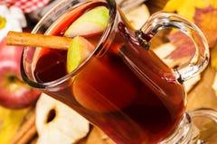 Apple茶 免版税库存图片