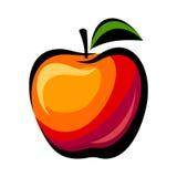 Apple. Lizenzfreie Stockbilder