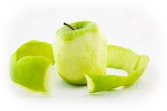 剥Apple 免版税库存照片
