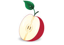 Apple. Foto de Stock
