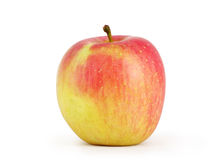 Apple. Red apple isolated on white background Stock Photo