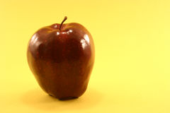 Apple. Red apple Stock Photography