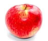 Apple-Abschluss oben Stockfotografie