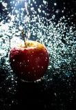 Apple-Abstraktion. Lizenzfreies Stockfoto