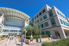 Apple acquartiera la California Immagini Stock
