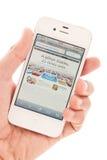 Apple alcanza 25 mil millones transferencias directas Foto de archivo libre de regalías