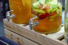 Apple-alcohol Stock Foto's