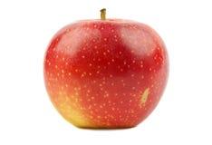 Apple amarelo vermelho Fotografia de Stock Royalty Free