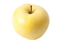 Apple amarillo Fotografía de archivo libre de regalías
