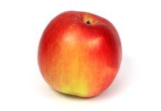 Apple amarillo rojo Fotos de archivo