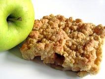Apple & apple cake Royalty Free Stock Photography