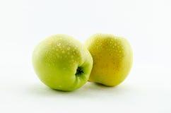 Apple apples. Fresh apple apples - healthy food Royalty Free Stock Photos