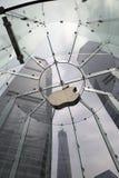 Apple armazena em Shanghai China fotografia de stock