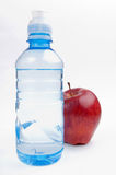 Apple aroma water Stock Images