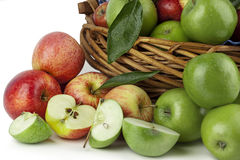 Apple Arrangement Stock Photos