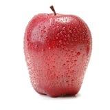Apple auf Weiß Lizenzfreie Stockbilder