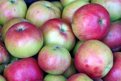 Apple background Royalty Free Stock Photography