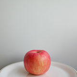 Apple on background Stock Photo