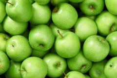 Apple background Royalty Free Stock Photos